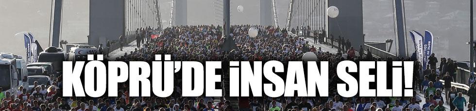 Vodafone 38. İstanbul Maratonu Başladı