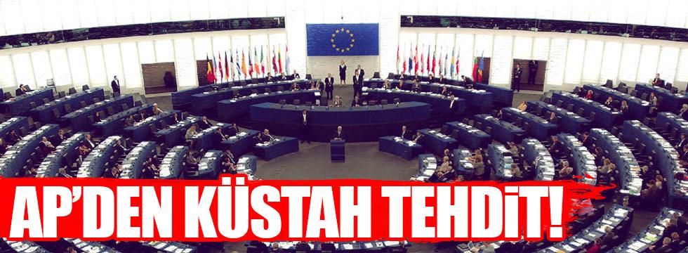 Schulz'dan Türkiye'ye yaptırım tehdidi