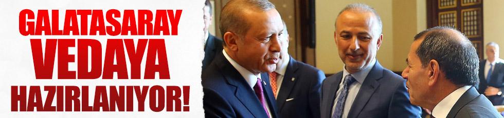 Galatasaray Florya'ya veda ediyor