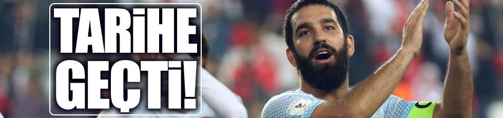 Arda en çok milli olan 4. futbolcu oldu