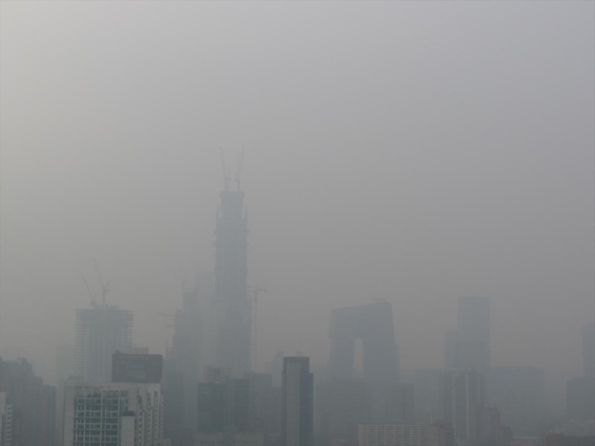 Hava kirliliğinde sarı alarm verildi