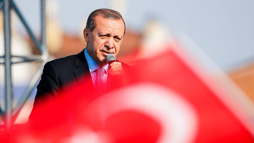 Erdoğan Tuzla'da konuştu