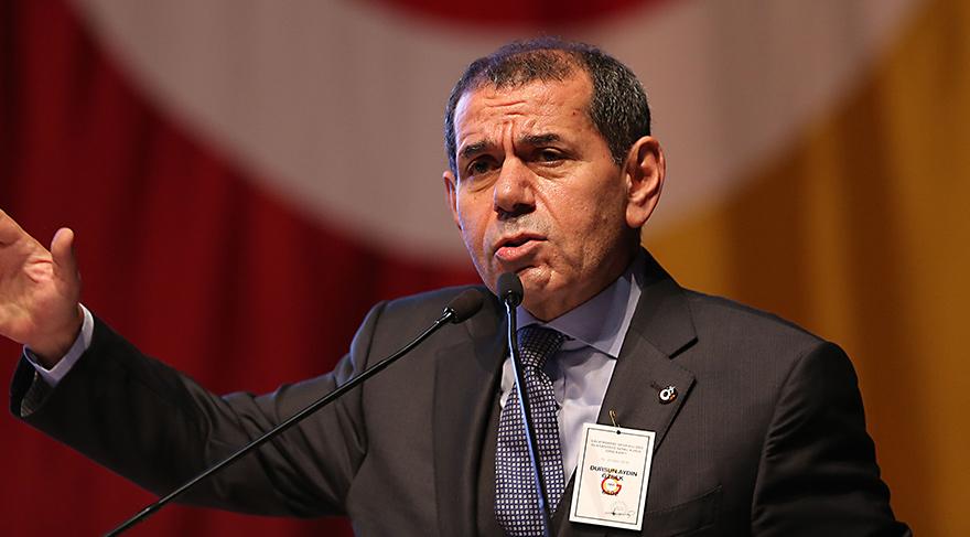 Dursun Özbek'ten flaş 'derbi' kararı