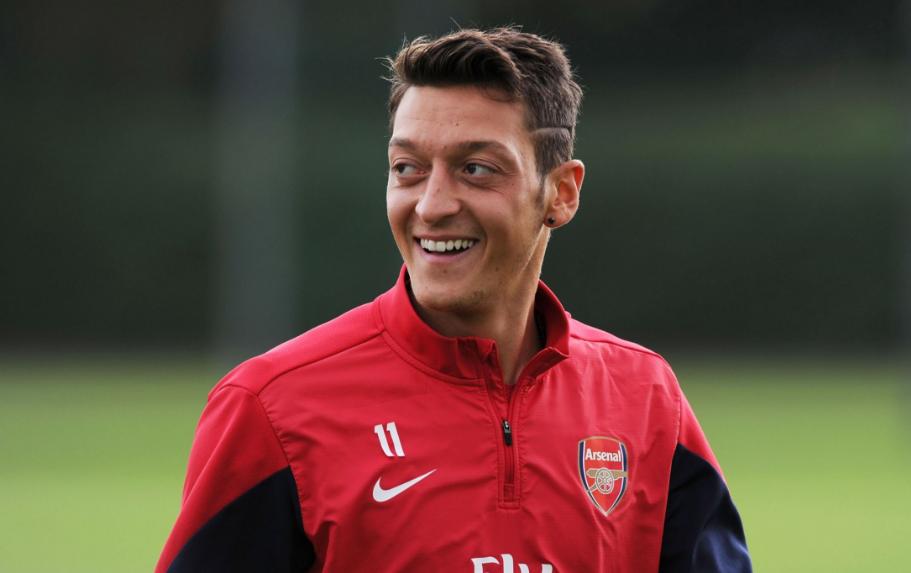 Mesut Özil, bakın kimin hayranı çıktı