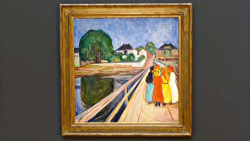 Bu tablo rekor fiyata satıldı