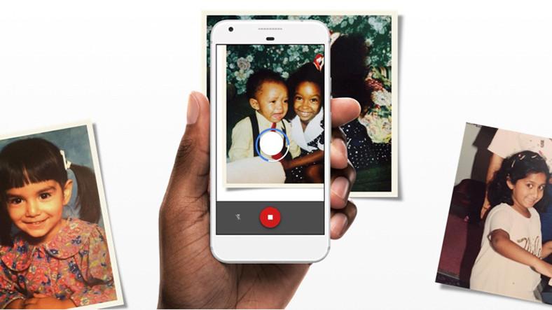 Google'dan fotoğraf tarama uygulaması: PhotoScan