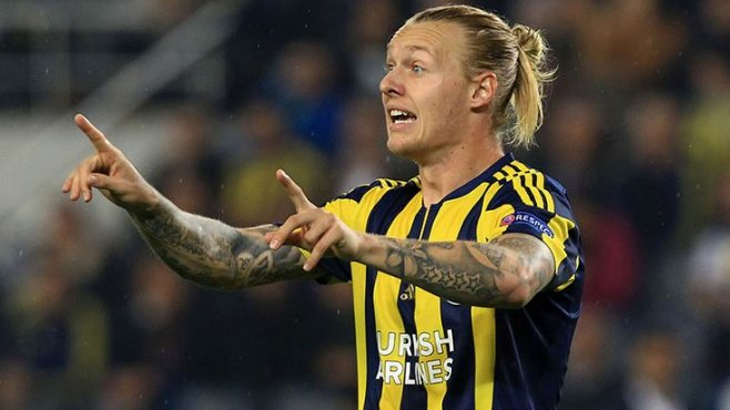 Kjaer'den Fenerbahçe'ye müjde!