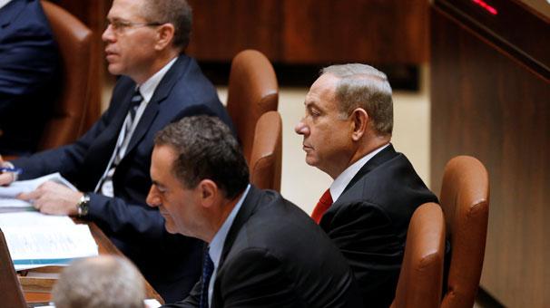 İsrail'den ezan yasaklansın yasası