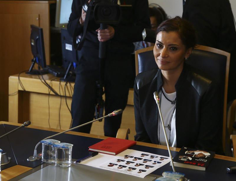 Hande Fırat 'Darbe Komisyonu'nda