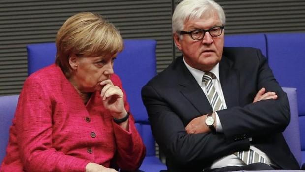Steinmeier'in cumhurbaşkanı adaylığı açıklandı