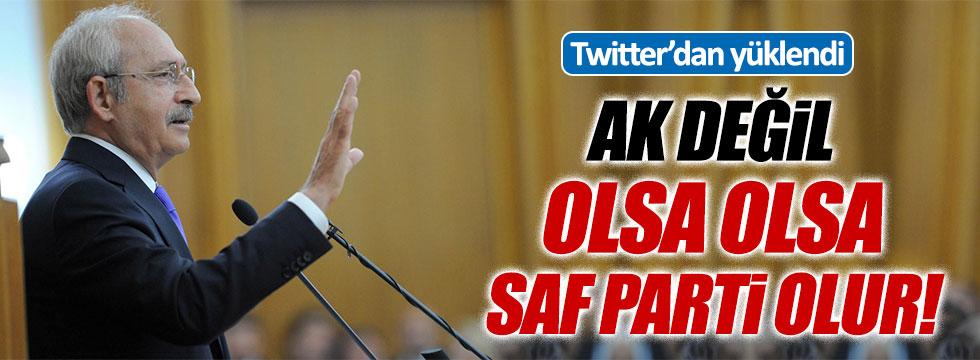 CHP lideri Kılıçdaroğlu'ndan hükümete sert sözler