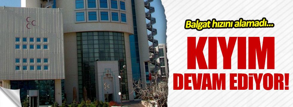 MHP Genel Merkezi, Kemer İlçe Teşkilatını kapattı