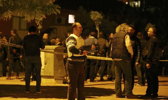 Antalya'da çatışma! 1 terörist öldürüldü