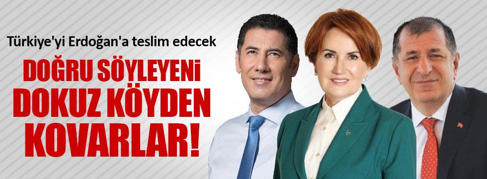 Bahçeli Türkiye'yi Erdoğan'a teslim edecek!