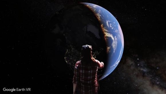 Google Earth VR ile dünya evinizde