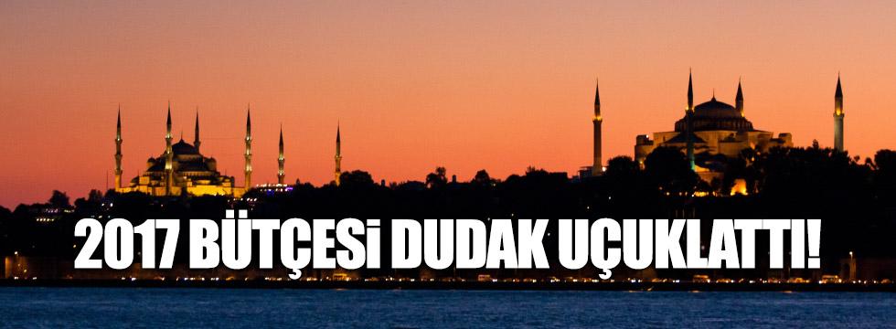 İstanbul'un 2017 bütçesi 42 milyar TL