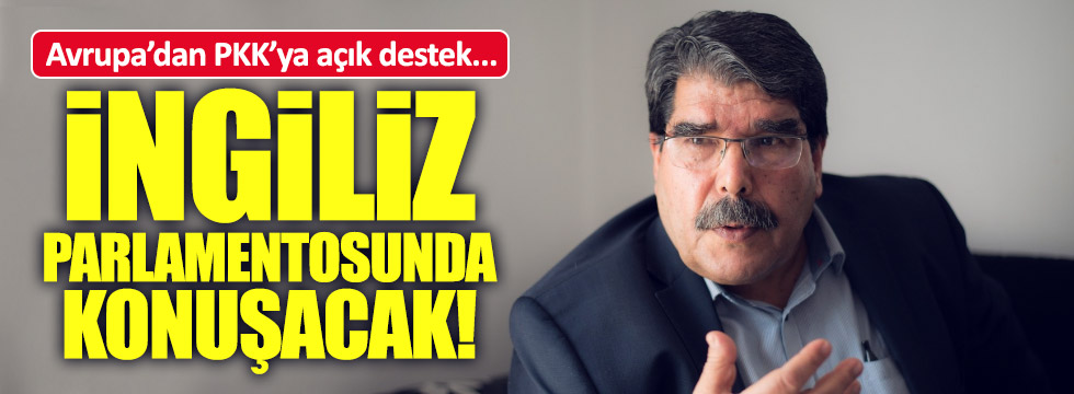 İngilizden PKK'ya açık destek