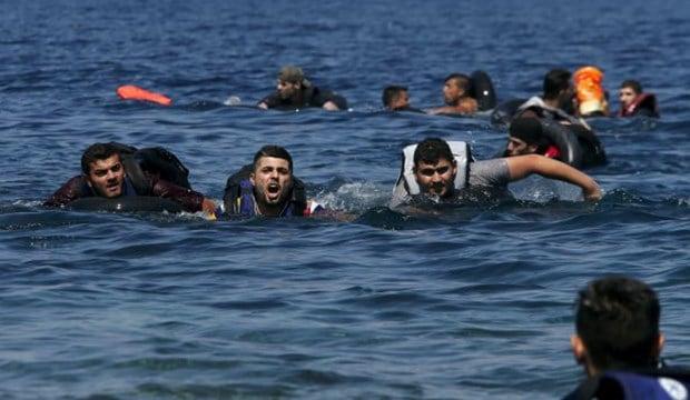 Mülteci gemisi battı: Onlarca kişi kayıp