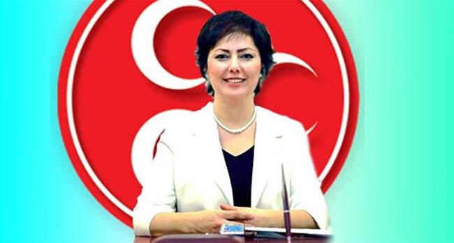 MHP kadın kollarından o yasa için açıklama!