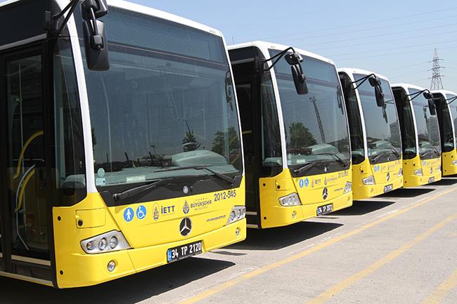 İETT'den kadın yolculara yeni düzenleme!