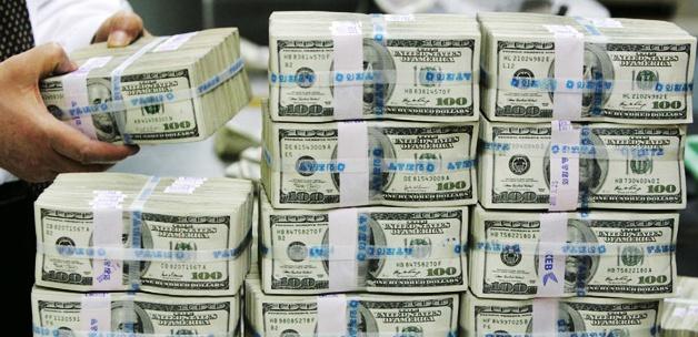 Atatürk Havalimanı'nda  9.5 milyon dolar bulundu!