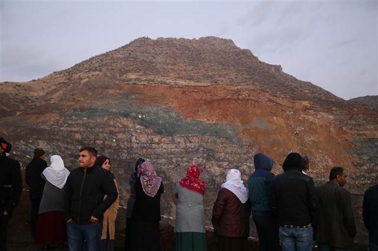 Siirt'teki göçükte flaş gelişme