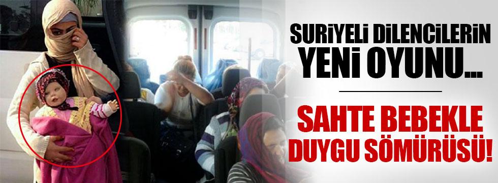 Suriyeli dilencilerin gerçek yüzü ortaya çıktı
