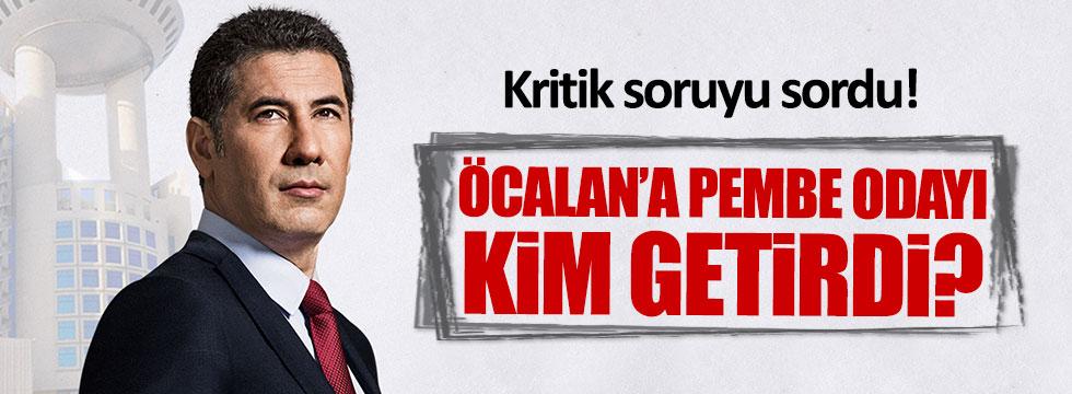 Oğan'dan kritik soru: Öcalan'a pembe odayı kim getirdi?