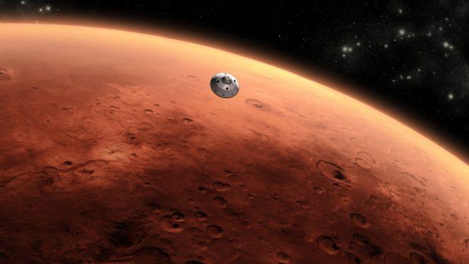 Mars'a 70 günde gitmek mümkün olabilir