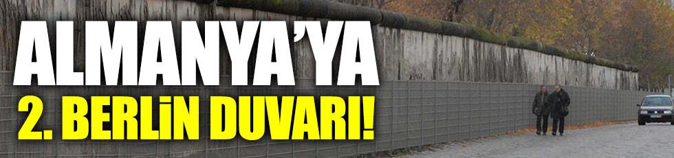 Almanya'ya 2. Berlin Duvarı