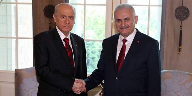 MHP, Yeni Anayasa incelemesini tamamladı