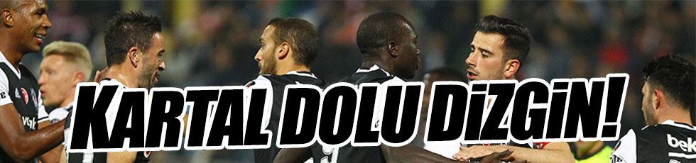 Adanaspor 1-2 Beşiktaş / Maç özeti