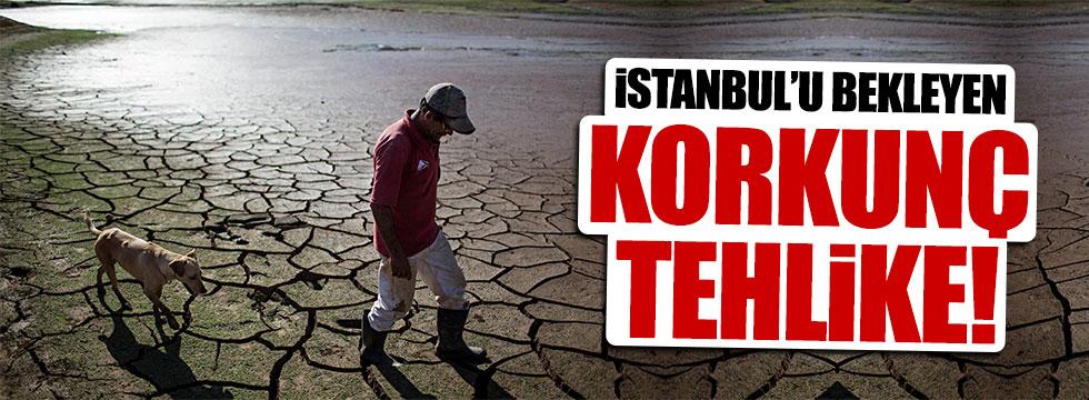 Bakan Eroğlu: İstanbul'un 4 aylık suyu kaldı