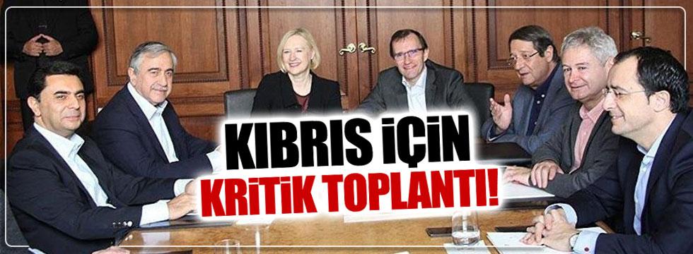 Kıbrıs müzakerelerinde ikinci tur başladı