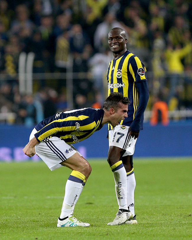 Fenerbahçe 2-0 Galatasaray / Maç özeti