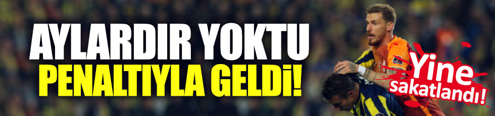 Galatasaray'a Serdar Aziz şoku