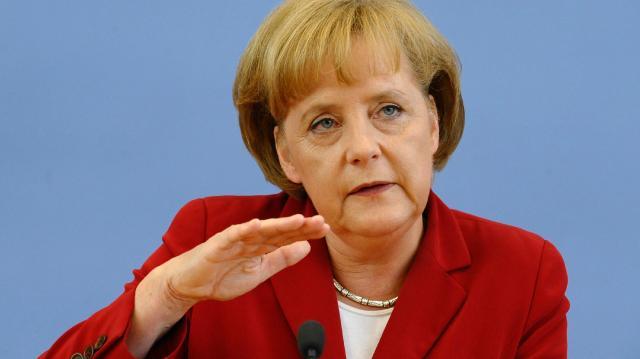 Merkel tekrar aday oldu