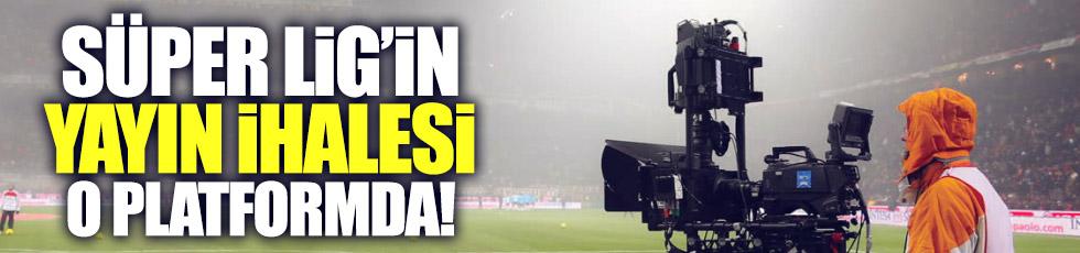 Süper Lig'in yayın ihalesini kim kazandı?