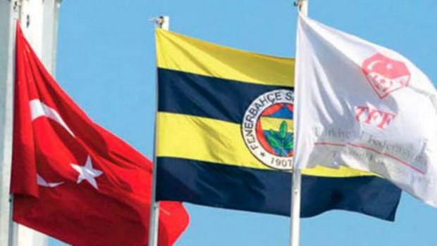 Fenerbahçe'de bayrak krizi