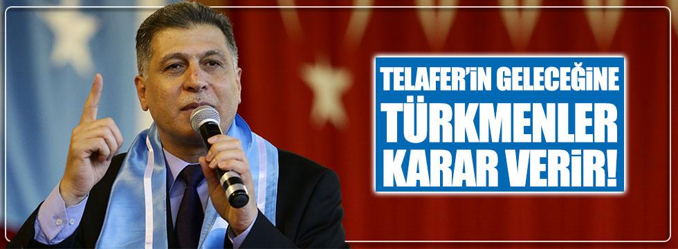 """Türkmen Cephesi: """"Telafer'in geleceğine Türkmenler karar verir"""""""