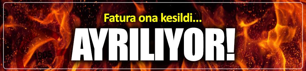 Galatasaray'da fatura Sigthorsson'a kesildi