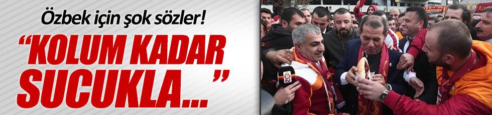 """Fatih Altaylı'dan Özbek'e şok sözler: """"Kolum kadar sucukla..."""""""