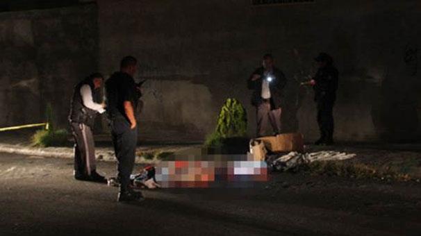 Başları kesik 9 ceset bulundu