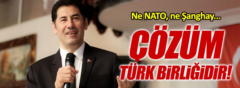 """Sinan Oğan: """"Ne NATO, Ne Şanghay... Çözüm Türk Birliğindedir!"""""""