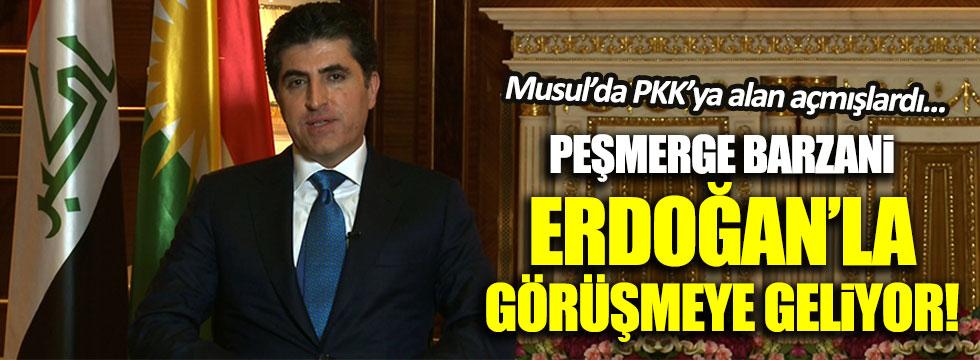 Neçirvan Barzani Türkiye'ye geliyor