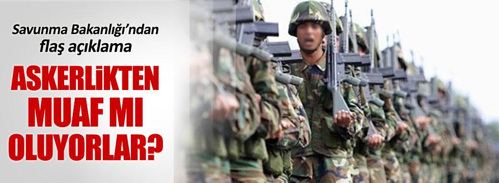 15 Temmuz şehitlerinin yakınları askerlikten muaf mı oluyor?