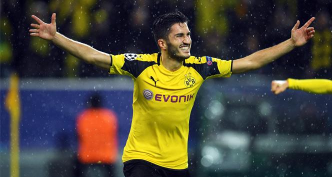 Dortmund, Legia Varşova'yı 8-4 yendi