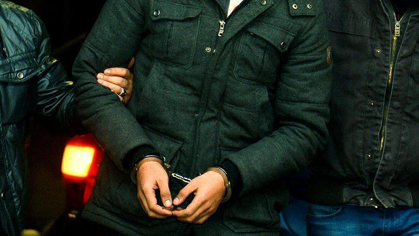 Eylem hazırlığındaki PKK'lı yakalandı