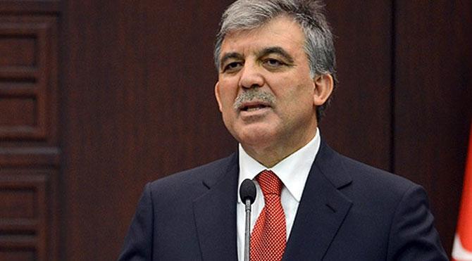 Skandala Abdullah Gül'den ilk açıklama