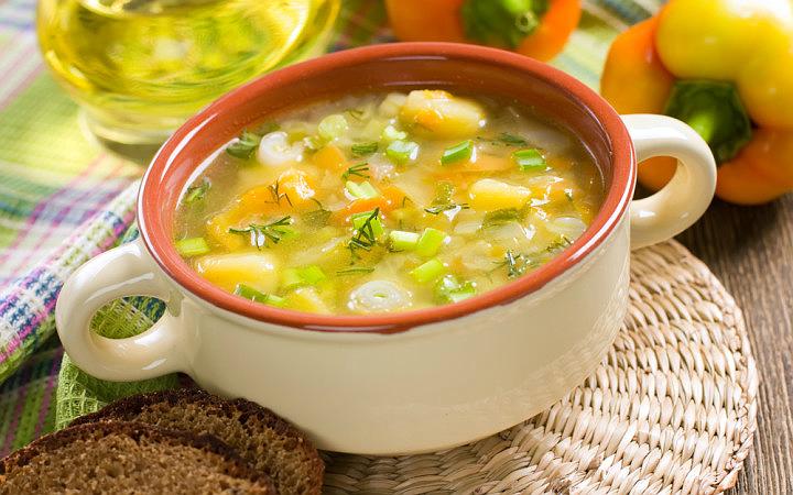 Soğuk kış günlerinde çorbayla ısının!